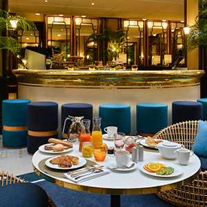 Hotel l'Echiquier Opera Paris - MGallery Collection by Sofitel