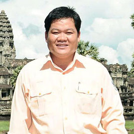 Meet one of your Local Hosts in Siem Reap, Cambodia