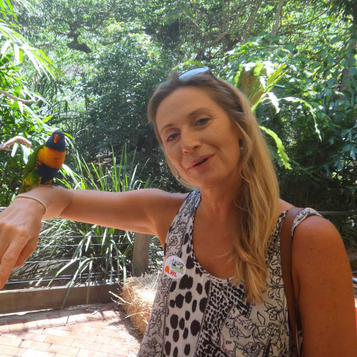 Meet one of your Local Hosts in Port Douglas, Australia