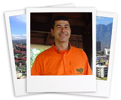 Meet Jorge Avila, one of your Local Hosts in San Jose, Costa Rica