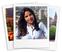 Meet Viviana, one of your Local Hosts in Santiago, Chile